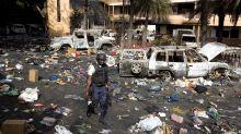 Widespread riots in Haiti over fuel prices