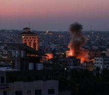 Rocket fire after Israeli Gaza strike kills Palestinian commander