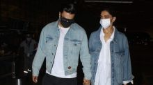 Deepika & Ranveer Leave For Bangalore as Maha Goes Into Lockdown
