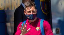 Messi skips required coronavirus testing with Barcelona