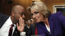 Betsy DeVos, Trump's education pick, hints at sweeping changes ahead