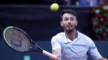 """Londero, sobre la burbuja del US Open: """"Es como estar preso"""""""