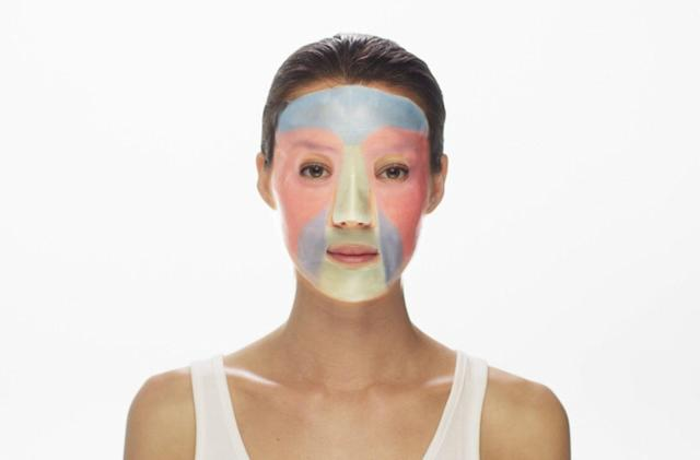 Neutrogena app 3D scans your face to create perfect-fit sheet masks