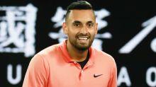 'He's married': Nick Kyrgios' hilarious quip for screaming Rafa Nadal fan