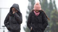 México espera frío intenso en 19 estados y lluvias en 13 en próximos días