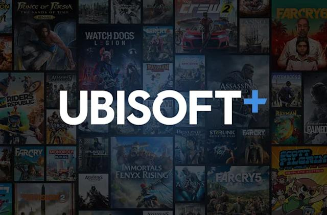 Ubisoft's game streaming service hits Stadia and Amazon Luna soon