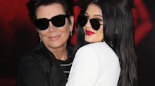 Kylie Jenner Wore a Short Black Pixie Cut and Looked Exactly Like Kris
