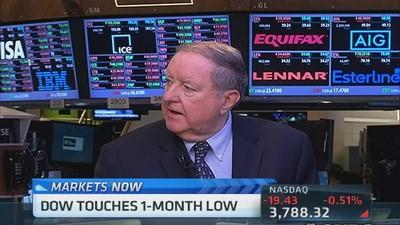 Cashin: This will be 'like 'no other default' global fina...