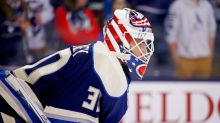 Curtis McElhinney, claimed on waivers, becomes latest Maple Leafs backup