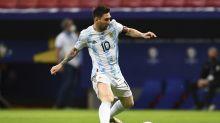 Argentina - Uruguay: los tiros libres ofensivos de Messi y De Paul, una estrategia de ataque pero también defensiva para la selección en la Copa América