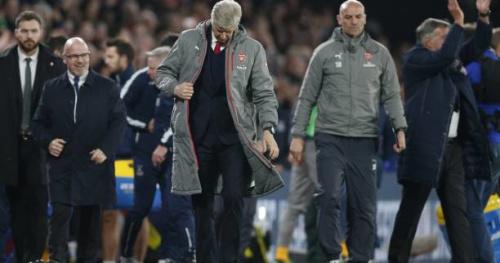 Foot - ANG - Arsenal - Arsenal : après la défaite contre Palace, Arsène Wenger refuse d'évoquer son avenir personnel