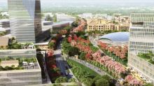Aerojet lists 183-acre Easton Place real estate project for sale