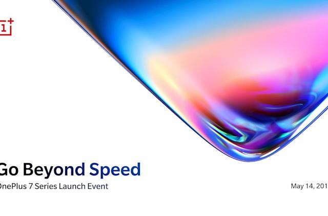 OnePlus 7 series event set for May 14th