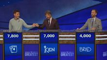 Epic 'Jeopardy!' tournament filled with celebrity cameos, crazy wagers and major shade