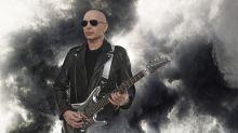 Song premiere: Joe Satriani debuts 'Catbot'
