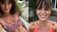 Davina McCall, 51, addresses fitness backlash and admits she's addicted to exercise