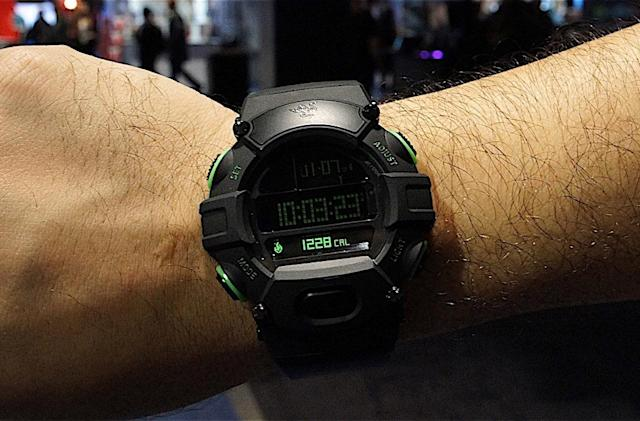 Razer's Nabu Watch is a tribute to the past
