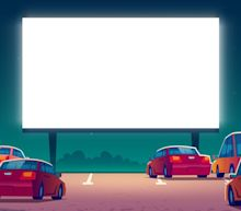 Walmart Parking Lots to Become Drive-In Theaters This Summer