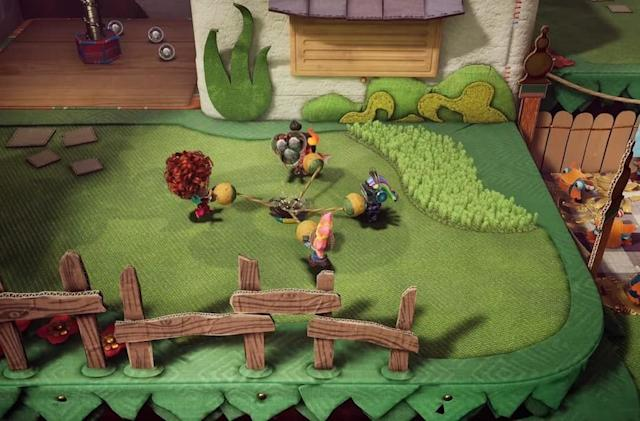 'Sackboy: A Big Adventure' gets online multiplayer a month after release