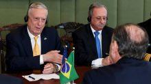 Brasil e EUA compartilham 'preocupação' com crise na Venezuela