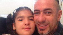 Henrique Fogaça comemora julgamento de internauta que ofendeu sua filha especial