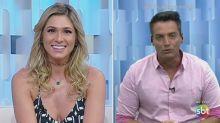 Após dispensa da Mara, internautas pedem demissão de Léo Dias e Lívia Andrade