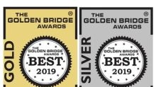 Medical Marijuana, Inc. Subsidiary Kannaway® and Company CEO Honored in 11th Annual Golden Bridge Awards