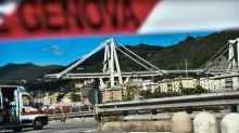 Ponte Morandi, trovato tirante spezzato