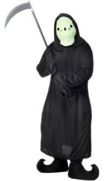 Be a Death Jr. grim reaper for Halloween