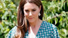 The Duchess of Cambridge's favourite £8 Accessorize earrings are back in stock