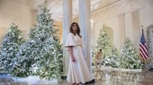 Fox News, Colbert, and the Christmas 'war' on Melania Trump