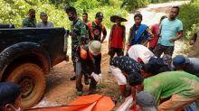 Seven killed in landslide at Indonesia gold mine
