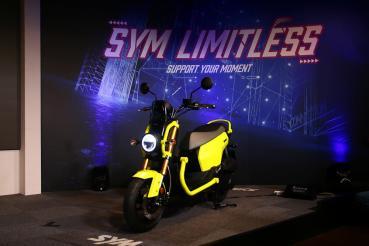 SYM首以線上3D虛擬互動發表新車!KRN BT、EF3電動車亮相受矚目