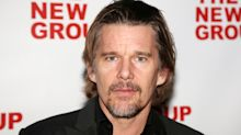 Ethan Hawke says River Phoenix's death was a 'big lesson': 'He was the brightest light and this industry chewed him up'
