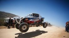 Polaris RZR Factory Racing Keeps the Momentum Rolling at the Baja 500