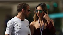 Jenson Button and Brittny Ward share baby news