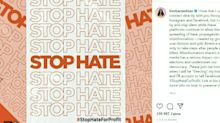 """""""Stop hate"""": celebridades boicotean Instagram para combatir desinformación y odio"""