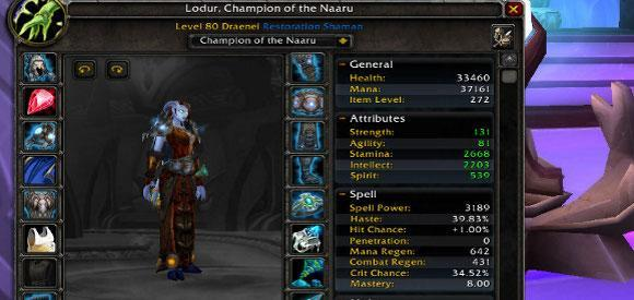Totem Talk: What to expect for restoration shaman in patch 4.0.1