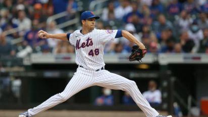 MLB roundup: Mets beat Padres despite Jacob deGrom getting injured