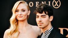Sophie Turner and Joe Jonas see red at wedding rehearsal dinner