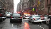 Police search for Midtown shooting suspect