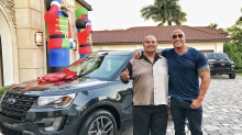 Dwayne 'the Rock' Johnson posts heartbreaking tribute to late father Rocky Johnson: 'I'll always be your proud and grateful son'