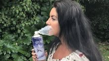 新西蘭機場新手信 零污染罐裝空氣