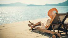 L'astuce maline pour faire respecter la distanciation sociale à la plage