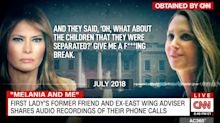 Melania Trump Caught On Tape Swearing In Response To Children Separated At Border