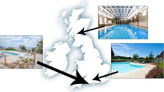 12 of the best hotels with pools in the UK