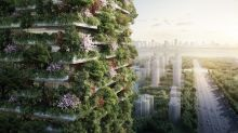 Asia's first vertical forest could reshape how cities fight climate change
