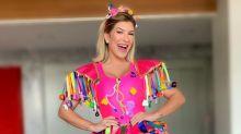 Lorena Improta segue passos de Xuxa e vira cantora infantil
