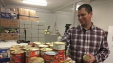 Rush of new clients in COVID-19 pandemic keeping Charlottetown food bank busy