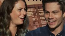 Maze Runner: The Scorch Trials Cast Superlatives